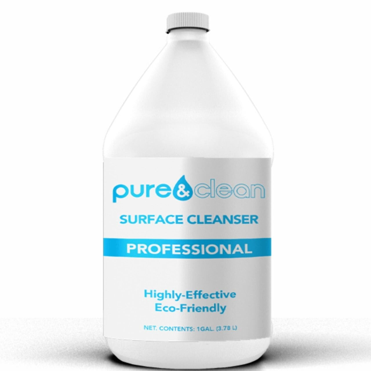 Surface Cleanser Pro (1 case- total of 4 gallons) 300 ppm HOCl